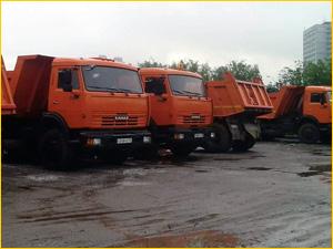 автопарк камазов красноярск