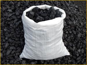 Уголь в мешке с доставкой для отопления дома и коттеджа