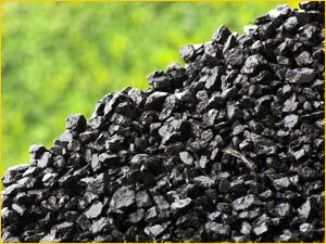 Уголь для отопления с доставкой, большие объемы